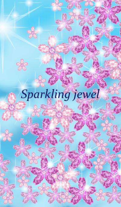 Sparkling jewel13
