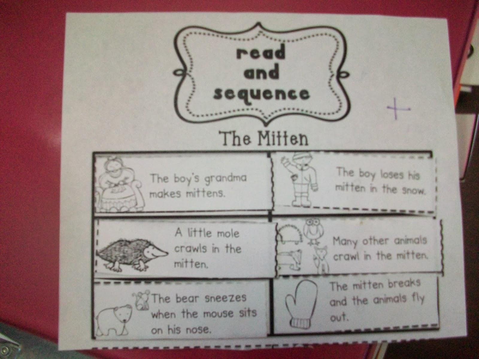 Sarah S First Grade Snippets Jan Brett Author Study