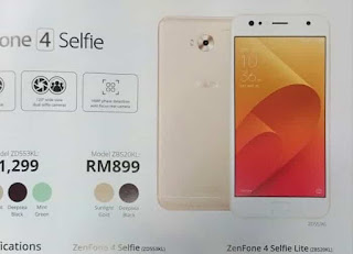 Cara Terbaru Flash Asus Zenfone 4 Selfie Lite ZB520KL via AFT