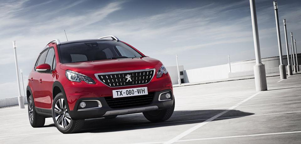Offerte Peugeot: promozione 2008 SUV - Marzo 2017