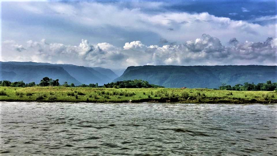 bichanakandi sylhet location