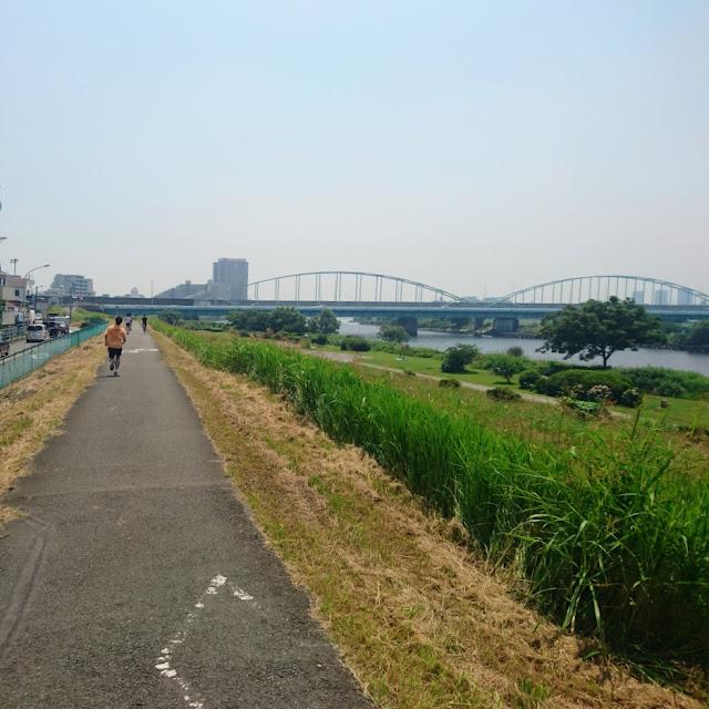 多摩川 第二京浜・多摩川大橋
