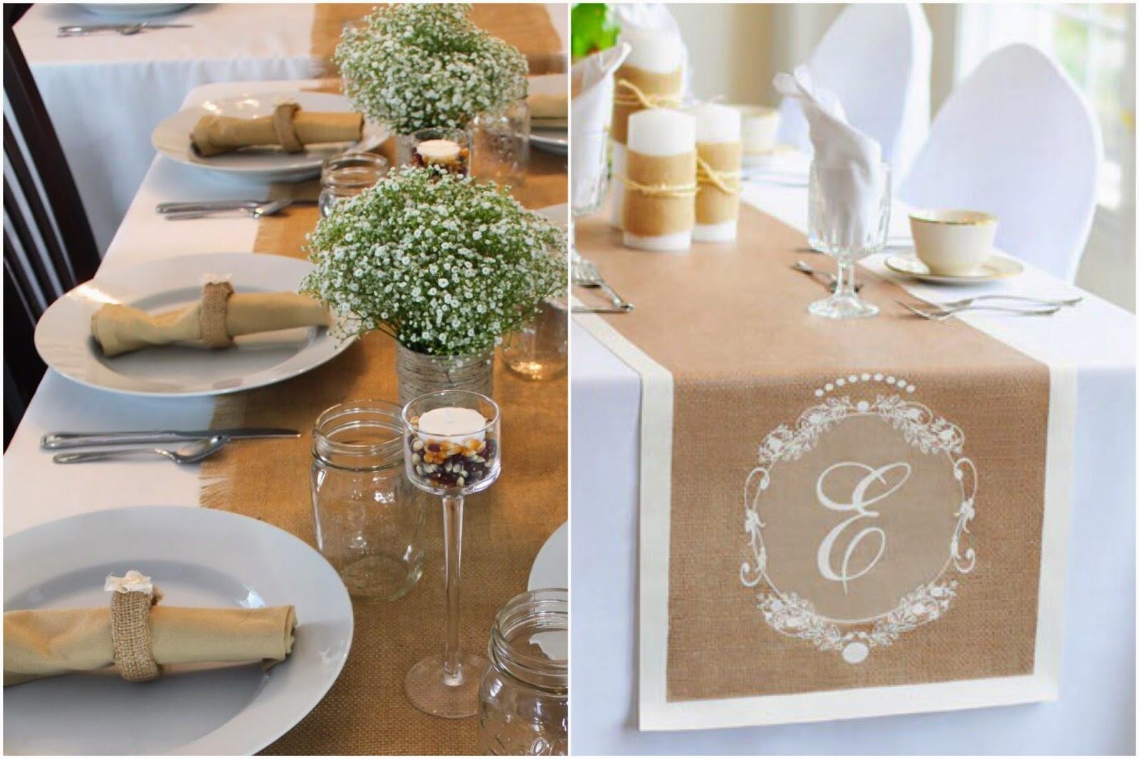 Lisa loves john six easy thanksgiving table settings ideas for Easy table settings for thanksgiving