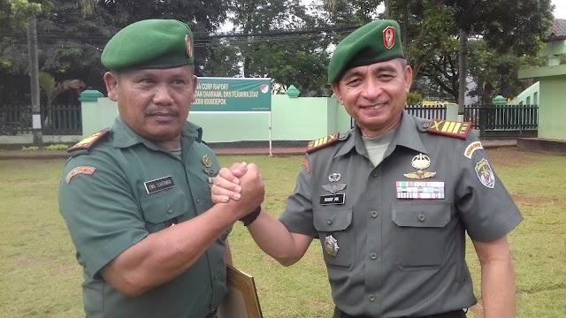Kapten Inf Robianto Jabat Danramil 07/Limo