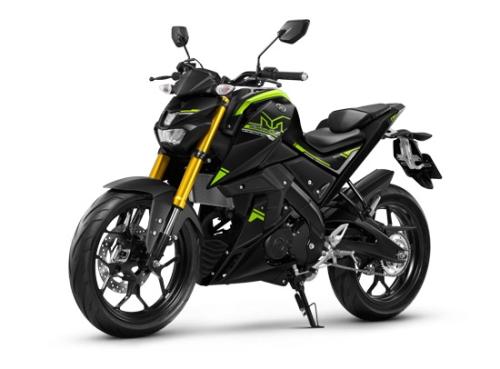 Warna Dan Grafik Baru Yamaha M-Slaz 2017 Lebih Hebat
