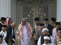 Komentar Tak Terduga Tokoh Umat Hindu atas Kedatangan Raja Salman