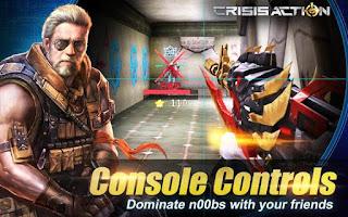 Download Crisis Action-FPS eSports 1.9 APK Terbaru 2016