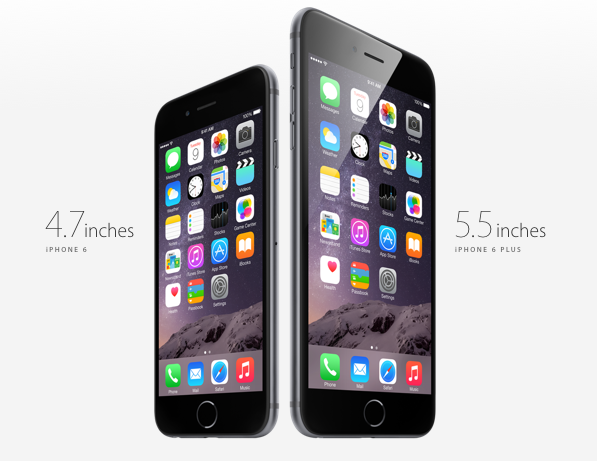 Apple Iphone 6 e Iphone 6 Plus