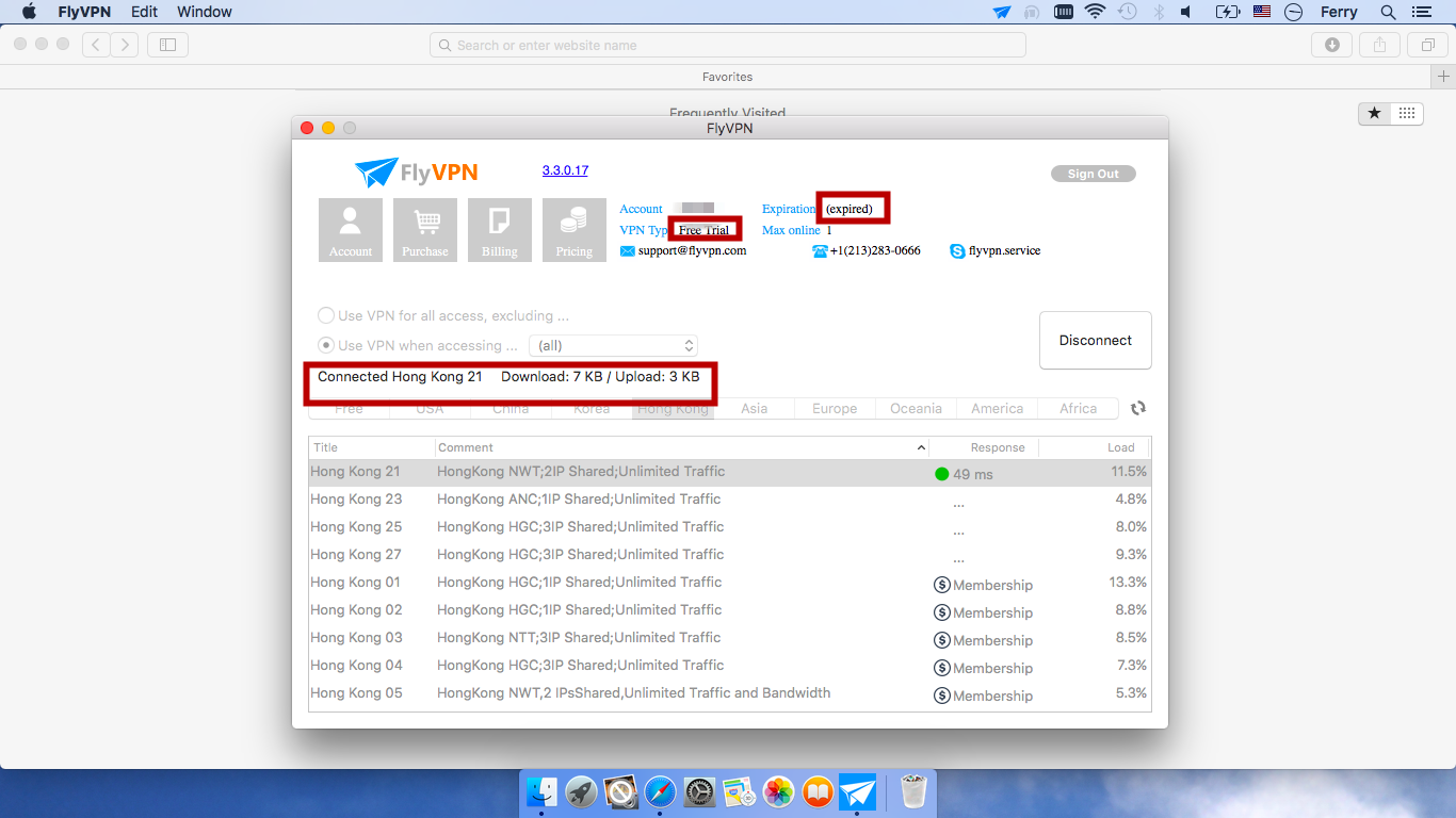 Sonicwall global vpn client connecting