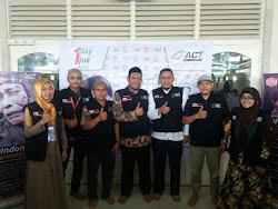 Bangkitkan Jiwa Kemanusiaan Bersama ACT Medan