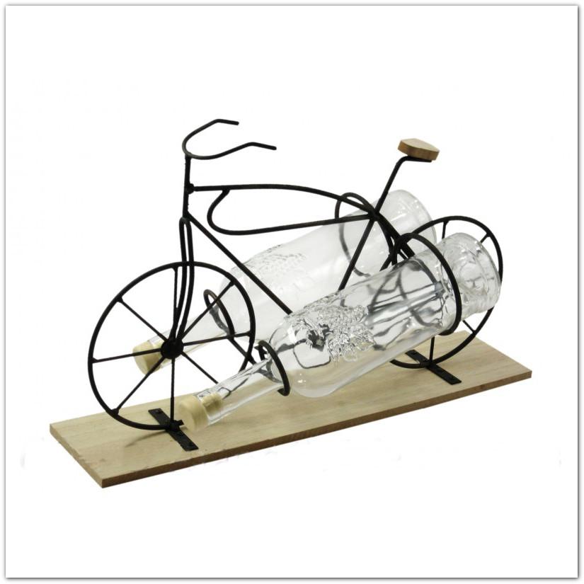 37d8c63ab8 Pinkbagoly: Bicikli alakú bortartó - kerékpáros ajándék férfiaknak ...