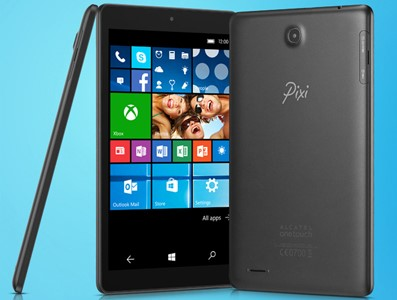 Alcatel OneTouch Pixi 3 (8-inch) Windows 10 Tablet Launched