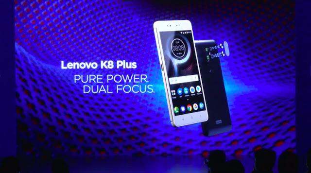 Lenovo k8 plus on big million sale and great indian sale