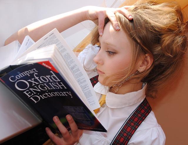 slowlingo, nauka języka, język obcy, angielski, czytać, czytanie, kindle