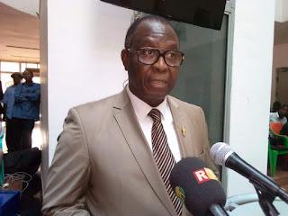 Guinée: Conakry, Symposium du feu Mamadou Dia ancien Directeur de la RTG, des témoignages émouvants de ces collègues2