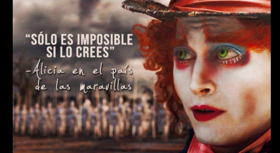 Insula Barataria Frases De Alicia En El País De Las Maravillas