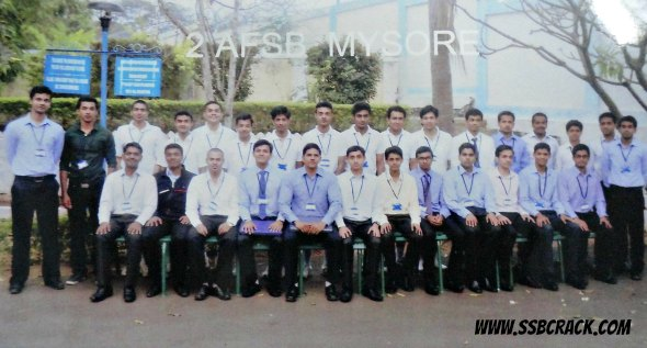 2 AFSB Mysore Interview Experience