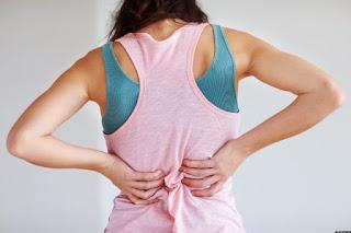 Cara Ampuh Mengobati Keputihan Disertai Sakit Pinggang & Sakit Perut