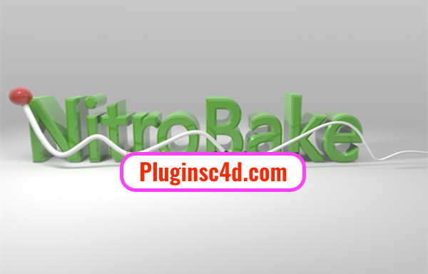 Nitro4D NitroBake v2 02 C4D Plugin Animation Keyframe Baking