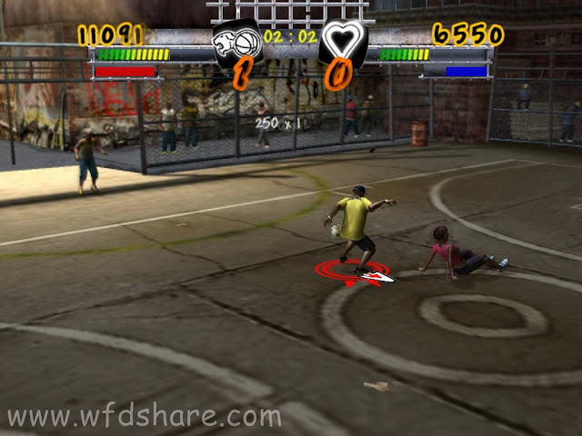 Urban Freestyle Soccer For PC Free