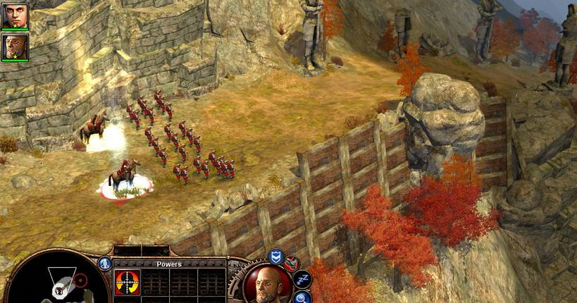 Rise Of Legends PC Full Español