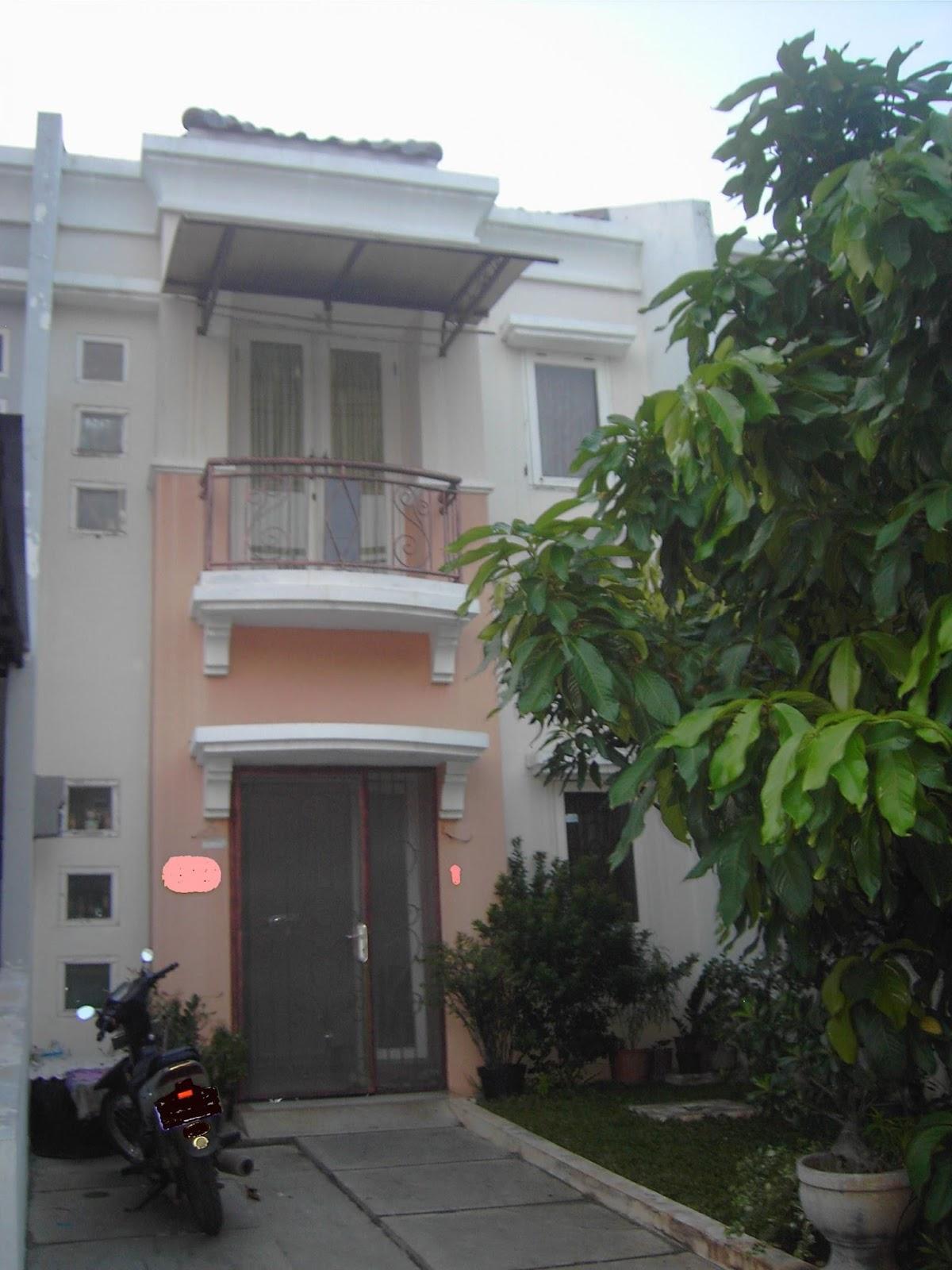 kreasi rumah mediterania 2 lantai populer