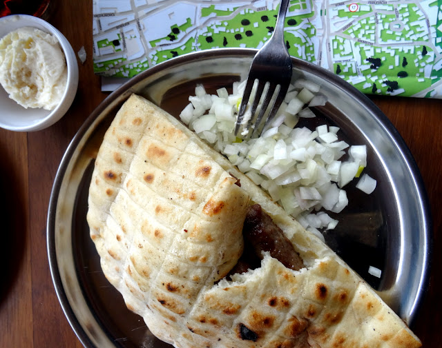 Cevapi - Traditional Bosnian Food