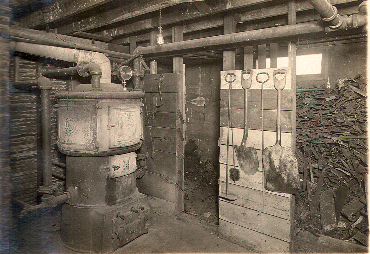 Tillman County Chronicles: L.T. Martin Home, 1912