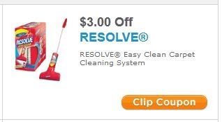 resolve carpet cleaner printable coupons