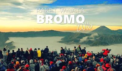 daftar paket wisata bromo 2017 terbaru