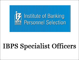 IBPS SO VI 2016-17 Interview call letters Specialist Officer VI Results on ibps.in