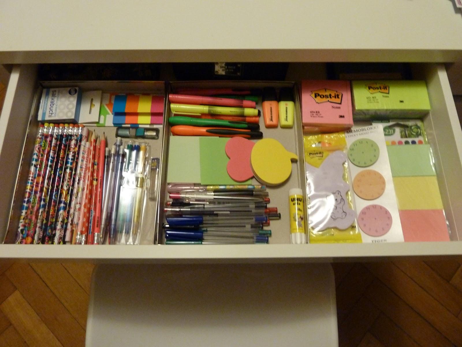 Scrivania Ufficio Organizzata : Devilishly stylish minihaul bioderma how to una scrivania