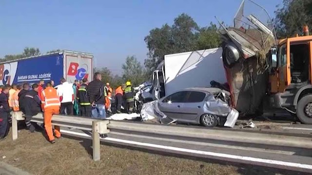 MoFA confirms the death of two Macedonian citizens in two multi-vehicle crashes in Serbia