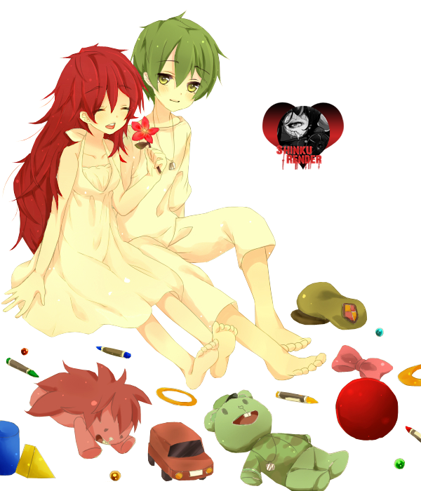 *Estilo Anime, +Parejas, Happy Tree Friends, Juguetes,