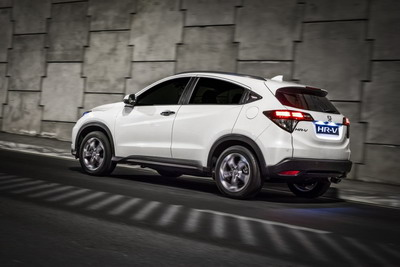 Honda HRV Review Indonesia