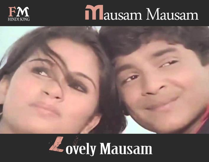 Mausam-Mausam-Lovely-Mausam-Thodisi-Bewafaii-(1980)