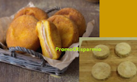Logo Ricette economiche: Cordon bleu con polenta! Tanta resa e poca spesa !