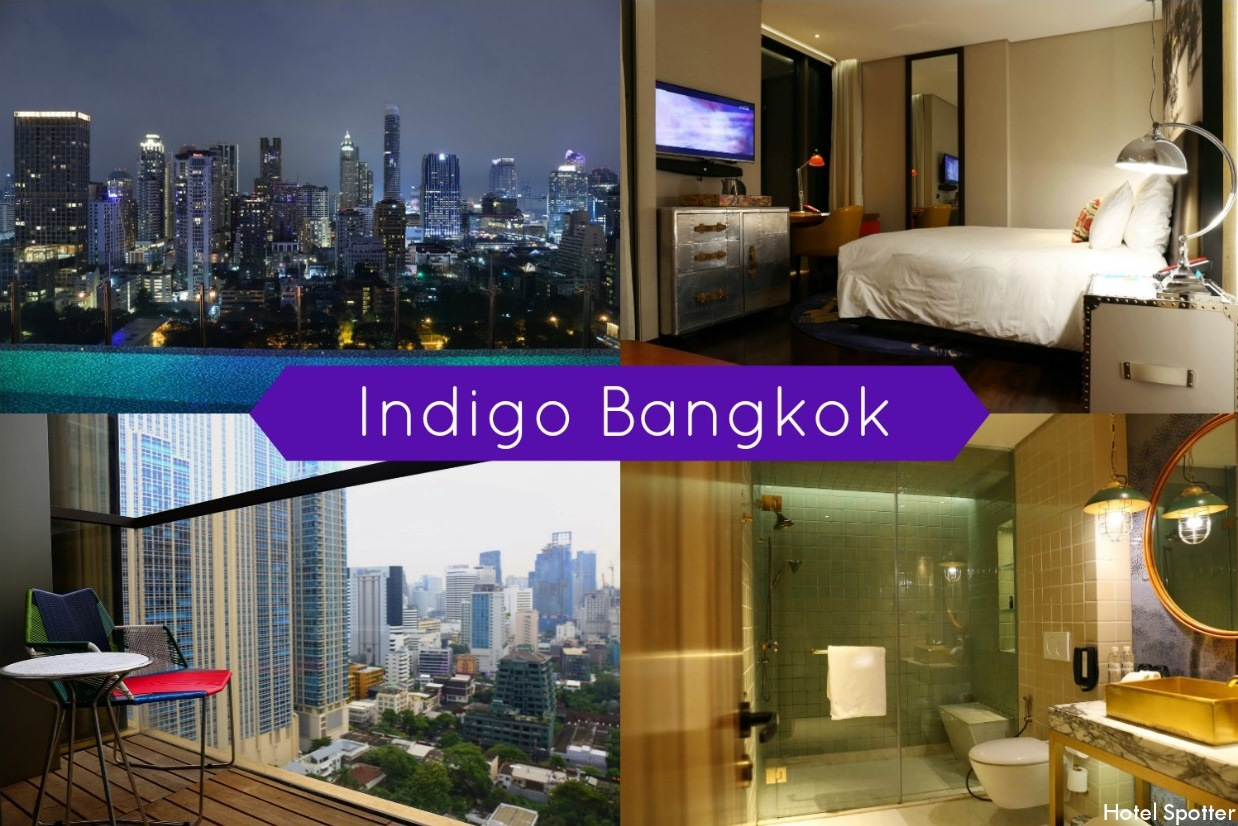 Hotel Indigo Bangkok Wireless Road - tytul
