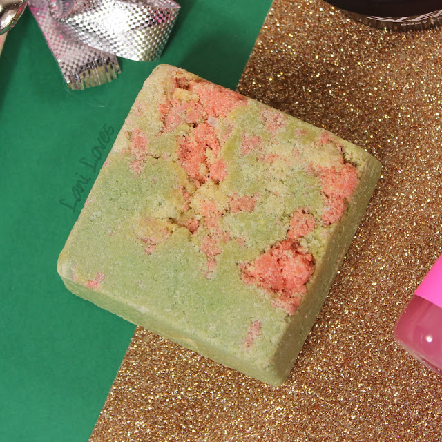 Salt & Peppermint Bark Body Scrub review