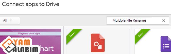 Rename Massal File Google Drive Dengan Fungsi Replace Kata