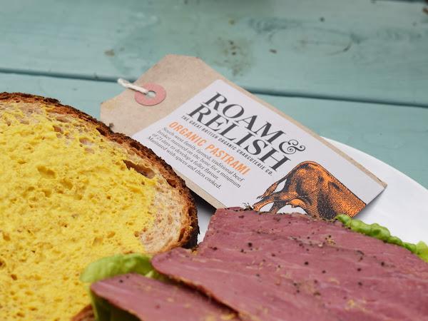Food | Roam & Relish Pastrami