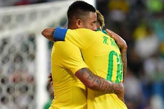 Brazil vs Argentina Live Streaming Today 16-10-2018 International Friendly Match