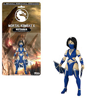 Action Figure: Mortal Kombat - Kitana