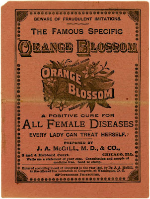 The Famous Specific Orange Blossom