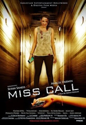 Poster Film Miss Call