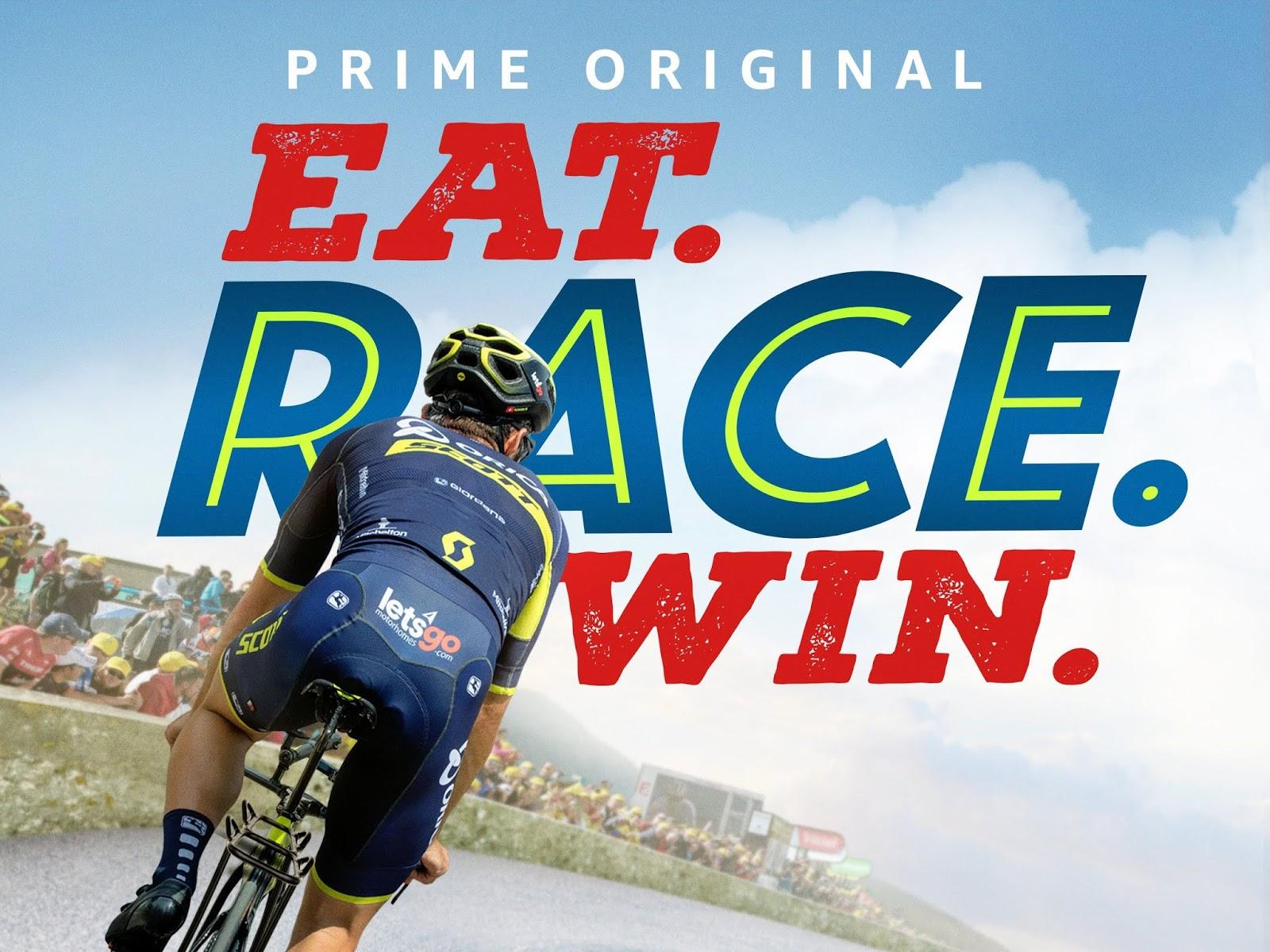 Eat. Race. Win. arroja luz sobre el tipo de dieta que siguen los deportistas de élite