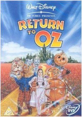 Return To Oz 1985 Youtube Full Movie