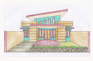 view of simple house plan 07