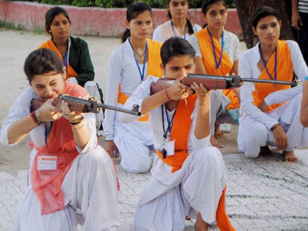 Who is VHP-Durga Vahini ?