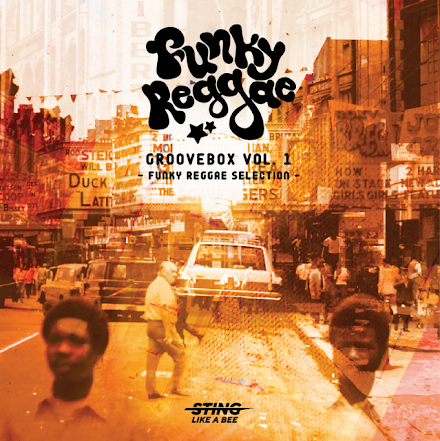 Sting like a bee | Groovebox Vol 1 - Funky Reggae Selection ( Free Download und Stream )
